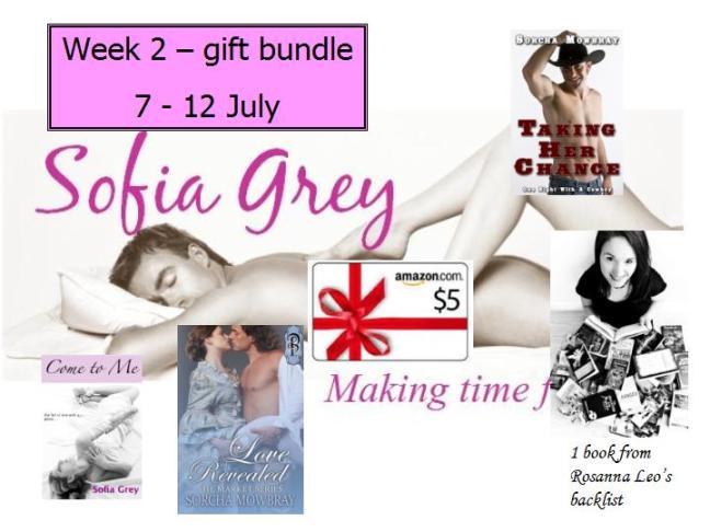 weekly gift bundles - week 2