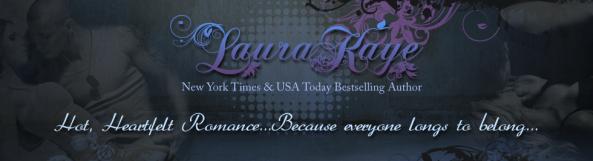 Laura Kaye blog header
