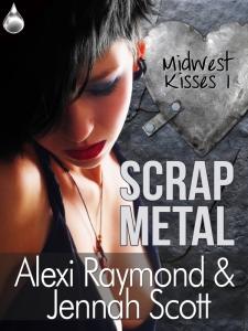 scrapmetal cover - Jennah Scott