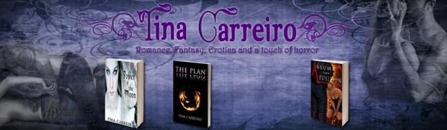 Tina Carreiro blog header