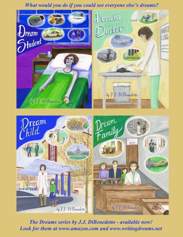 Dream Series promo flyer _1