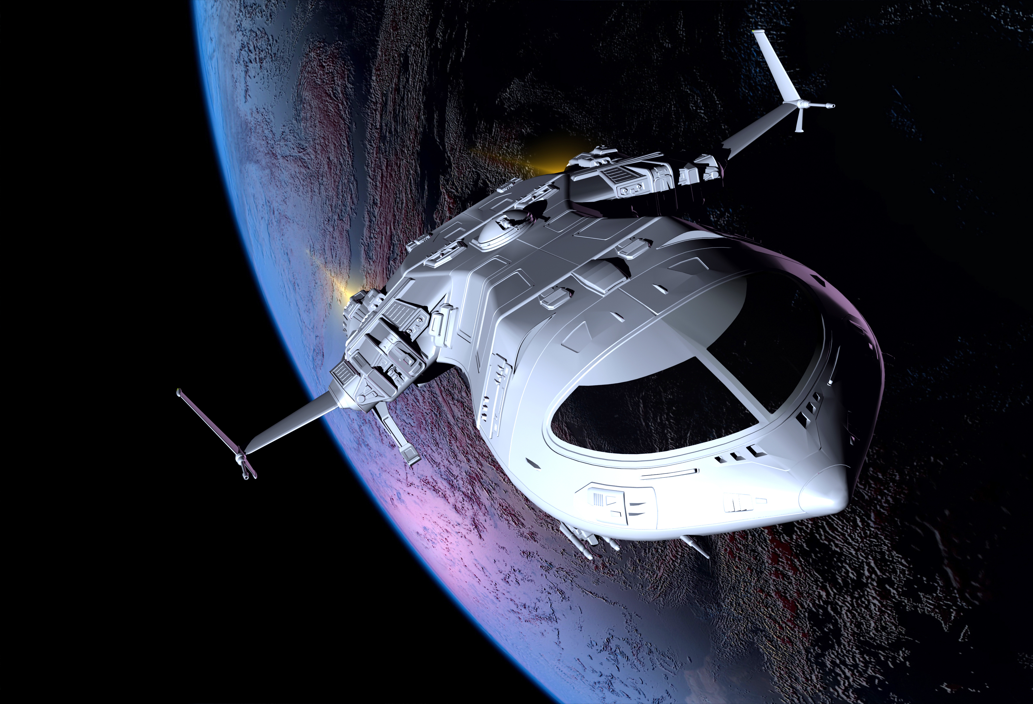 Nationstates dispatch ships in the keplerian lylatian for Outer space travel