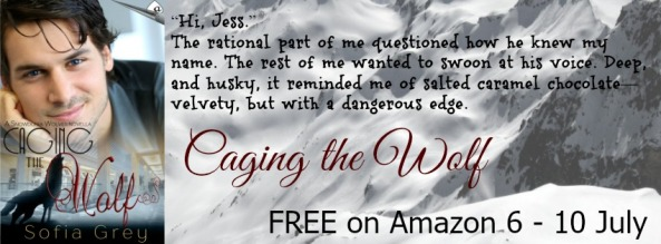 Promo banner - Caging the Wolf