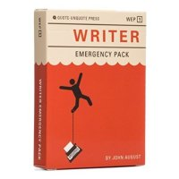 Writer Emergency Pack - cover