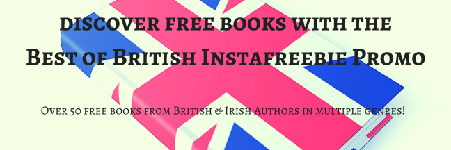 discover free books with theBest of British Instafreebie Promo