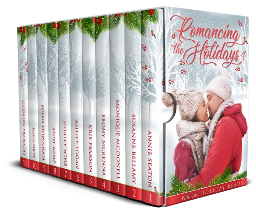 Romancing the Holidays 2019 Box Set lr